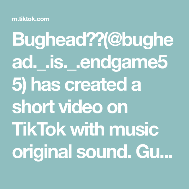 Bughead Bughead Is Endgame55 Has Created A Short Video On Tiktok With Music Original Sound Guys He Can Even Sing Bughead The Originals Music