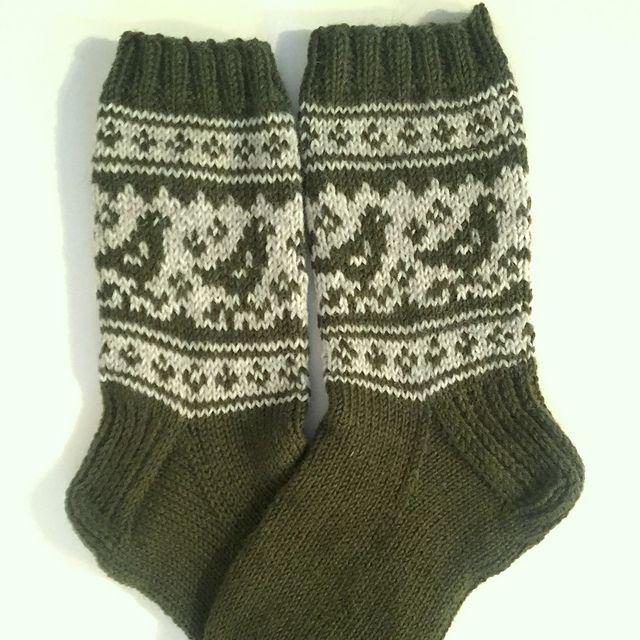 Ravelry: Pyryt pattern by Niina Laitinen - free knitting pattern ...