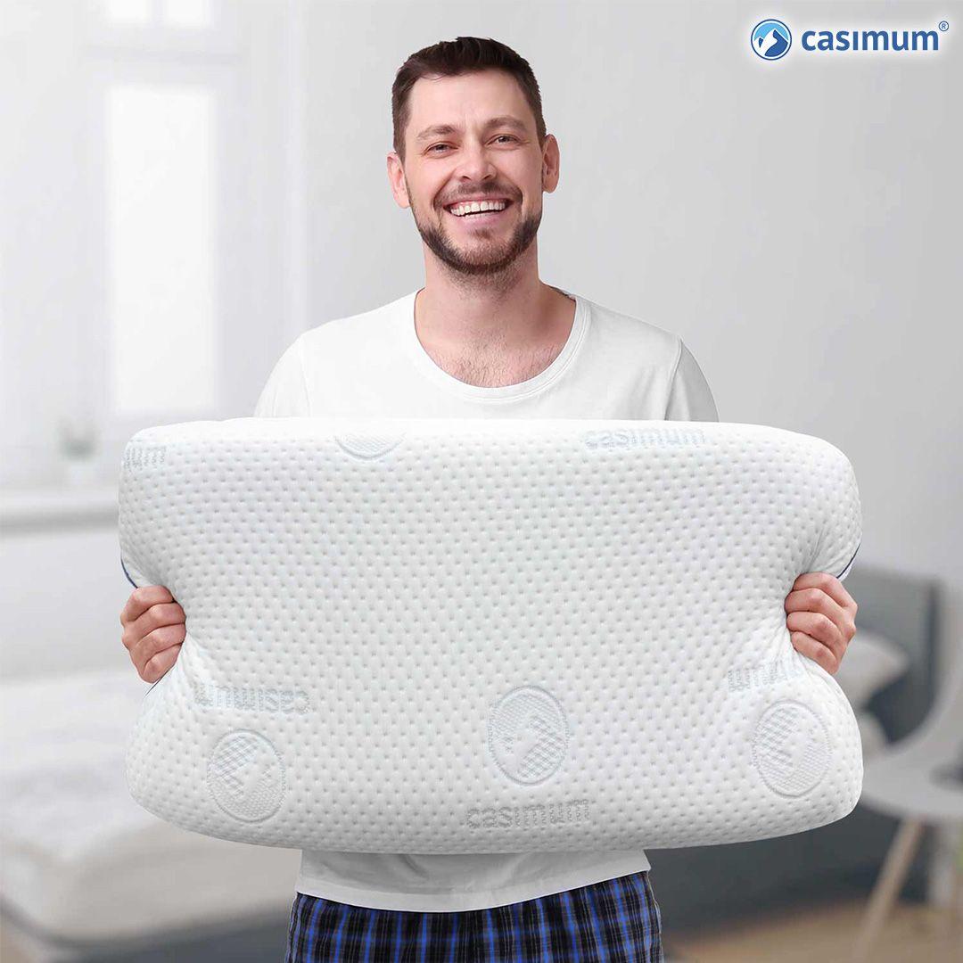 Casimum Dein Kissen Für Besseren Schlaf Casimum Profil Pinterest