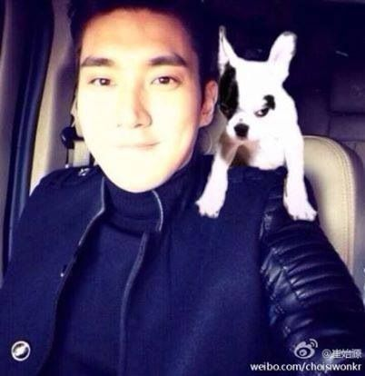 Siwon and Bugsy