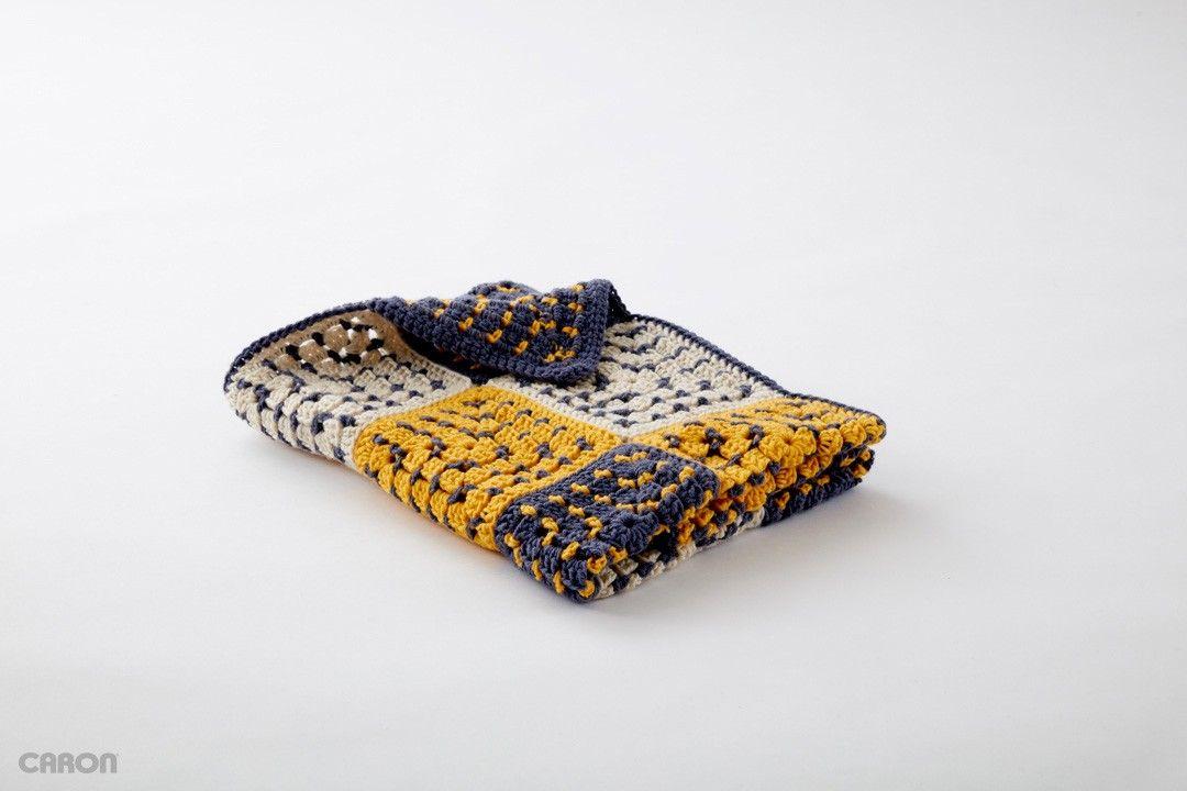 Fair and Square Baby Blanket | Yarn | Pinterest | Manta, Tejido y Puntos