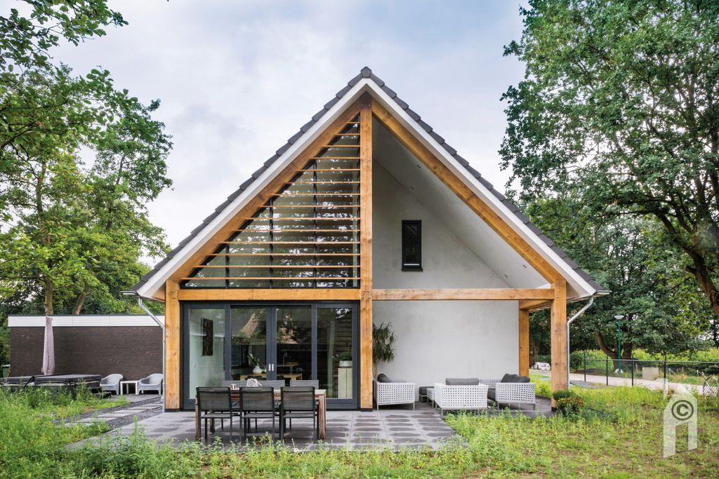 Schuurwoning met een moderne twist huizen pinterest for Huizen architectuur