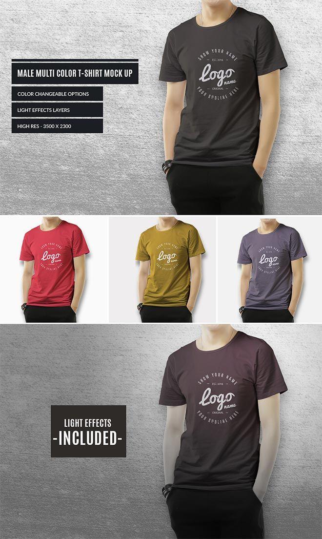 Download 45 T Shirt Mockup Templates You Can Download For Free T Shirt Logo Design Shirt Mockup Tshirt Mockup