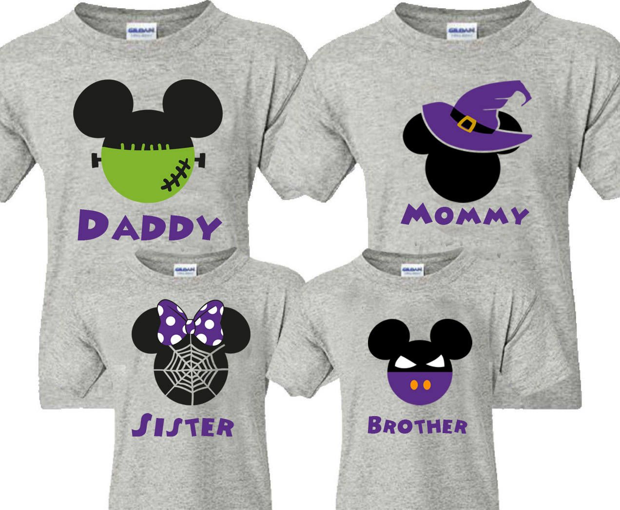 Disney Halloween Shirts For Kids.Pin On Custom Disney Shirts