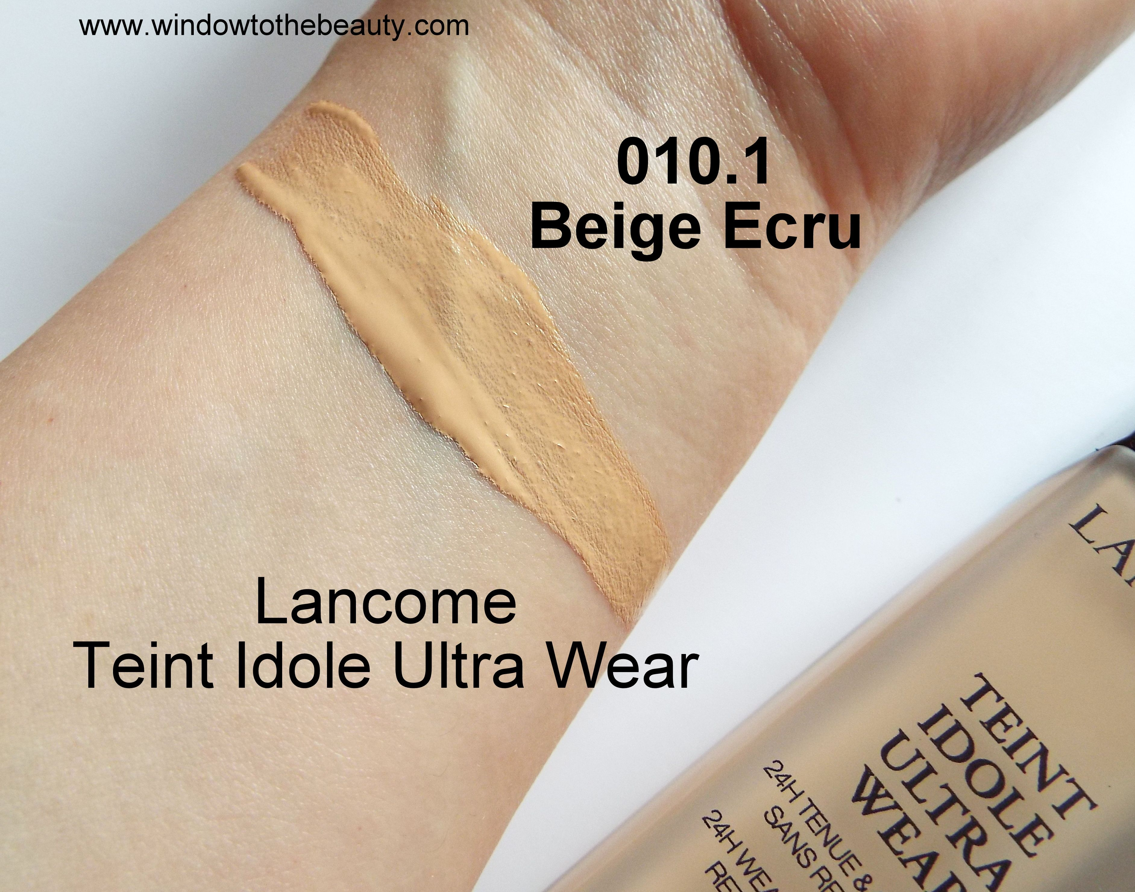 Lancome Teint Idole Ultra Foundation Review With Images