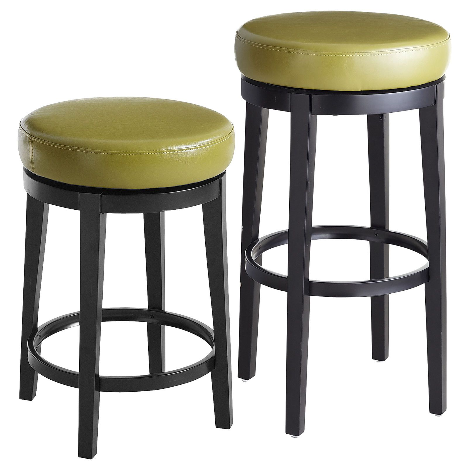 Stratmoor Swivel Bar & Counter Stools Avocado