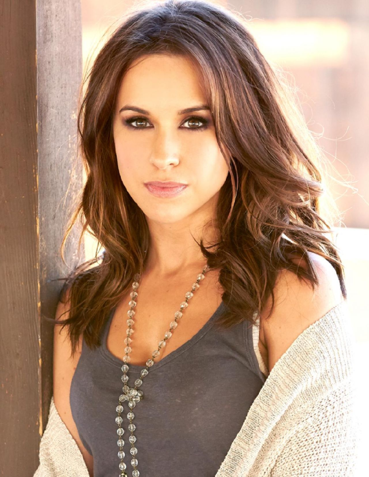 Lacey Chabert I told all the time this is who I look like