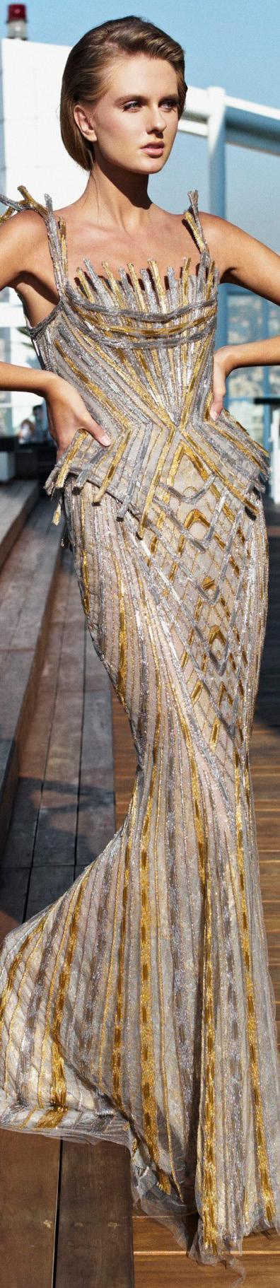 Ziad Nakad Haute Couture . Jaglady