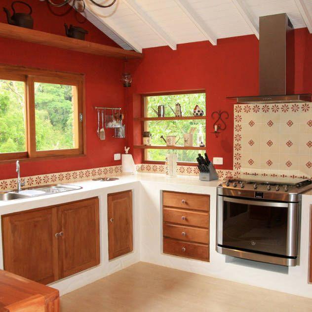 Cocinas: Ideas, imágenes y decoración | Cocina colonial, Arquitetura ...