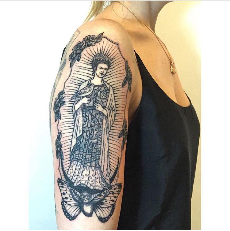 #frida #tattoo