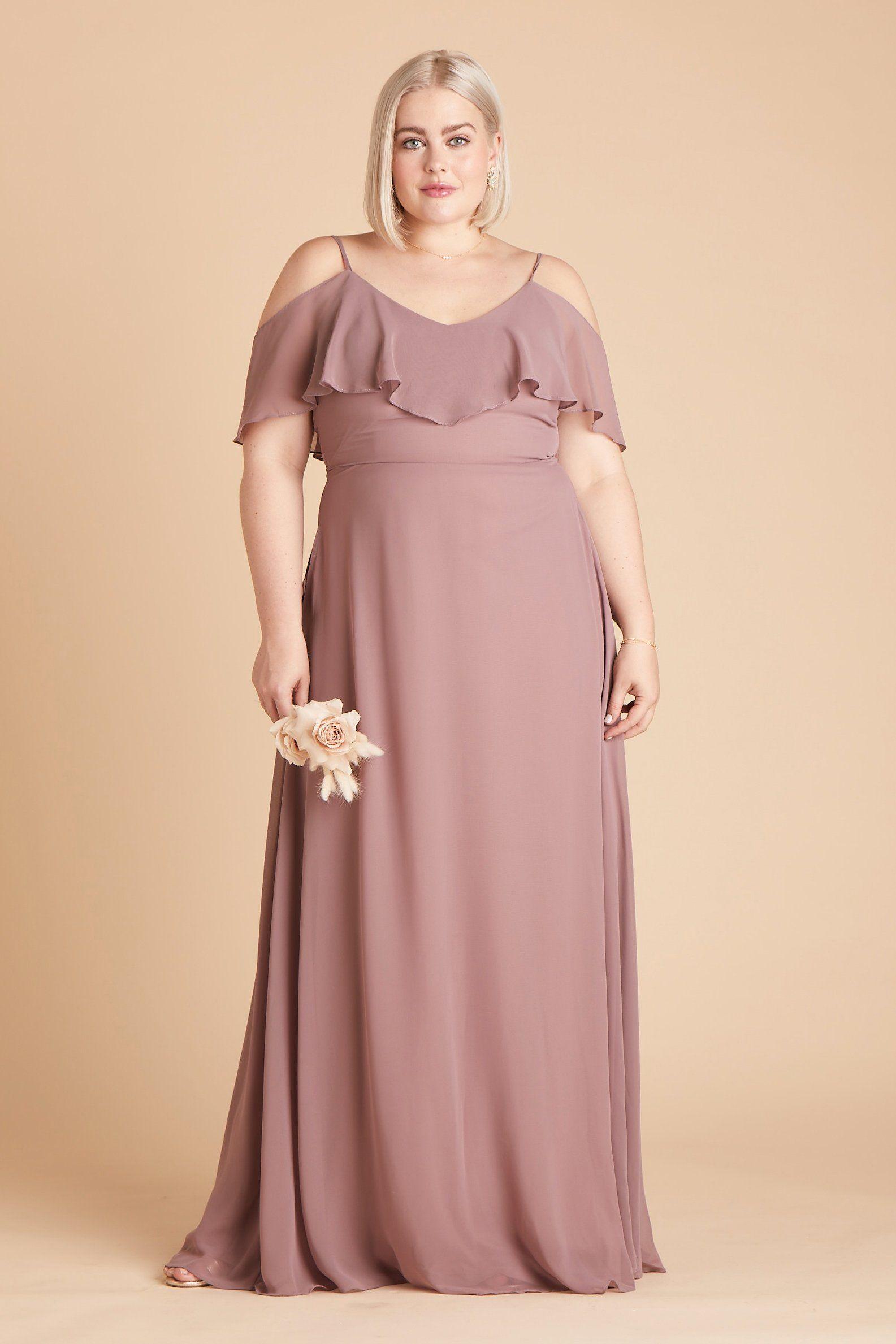 Jane Convertible Dress Curve Dark Mauve In 2021 Bridesmaid Dresses Plus Size Plus Size Bridesmaid Mauve Bridesmaid Dress [ 2378 x 1585 Pixel ]
