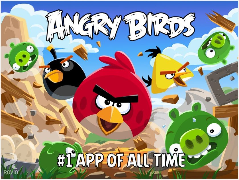 Download Free Angry Birds Latest Version For Android Tablet