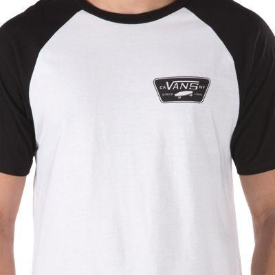 07268eac62 Full Patch SS Raglan T-Shirt