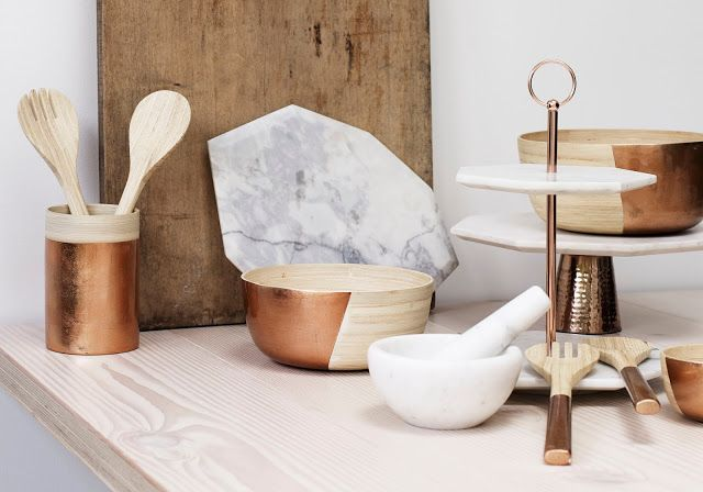 Three Ways to Bring the Warmth of Copper to Your Kitchen