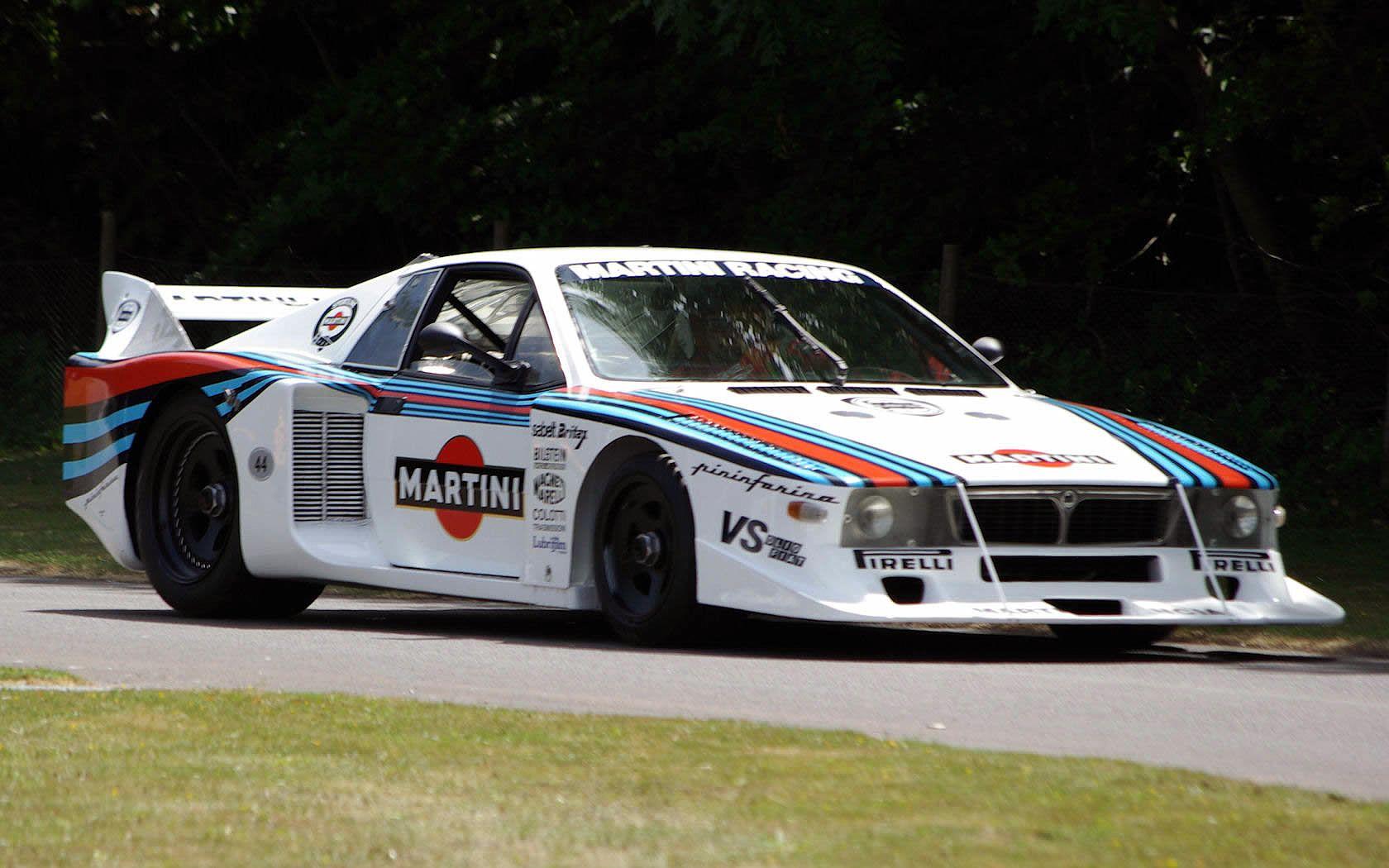 1981 Lancia Beta Montecarlo Turbo Gr 5