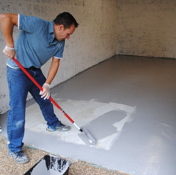 Epoxy Garage Floor Paint Garacoat