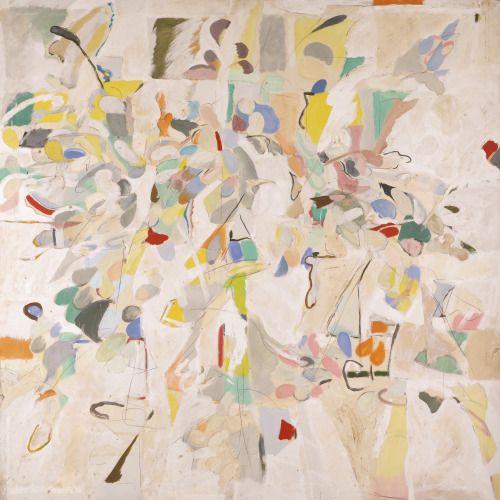 thunderstruck9:Derek Jarman (British, 1942-1994), Flower Piece,...