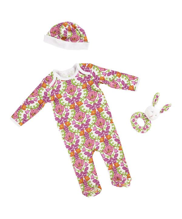 Look at this Lilli Bell Layette Set on #zulily today!