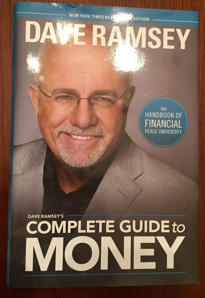 dave ramsey s complete guide to money the handbook of financial rh pinterest com Dave Ramsey dave ramsey complete guide to money book
