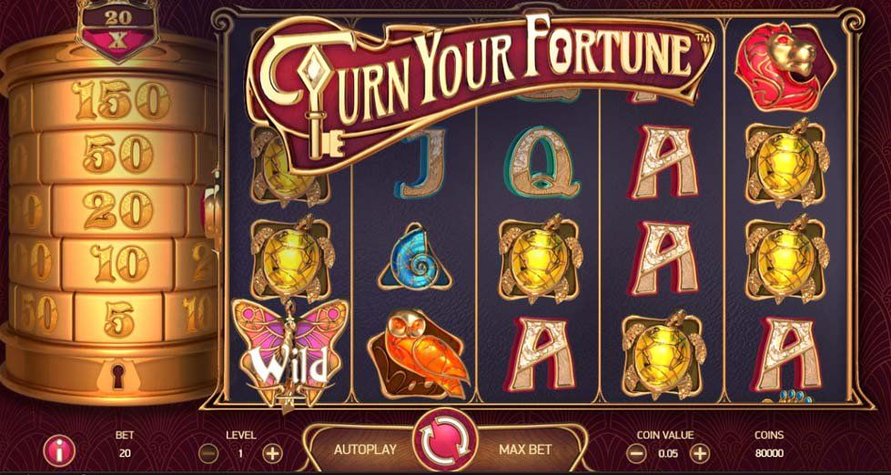 Turn Your Fortune Turn ons, Gaming blog, Slot