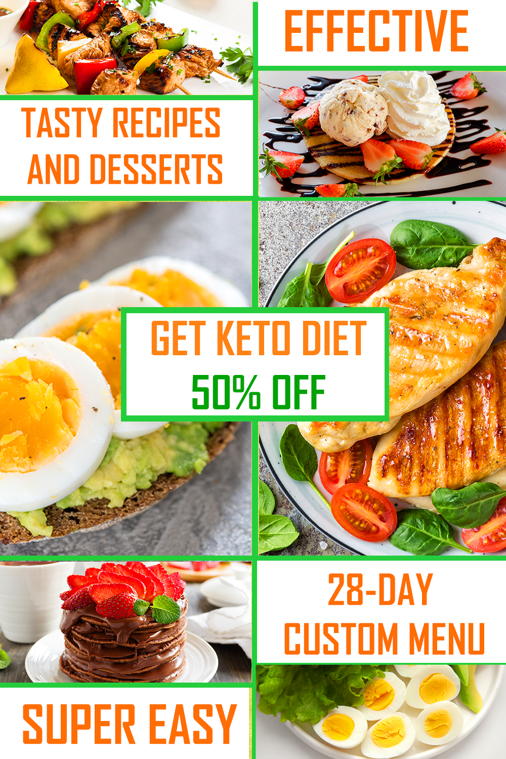 Keto Diet - the Key to burning Fats as Fuel images