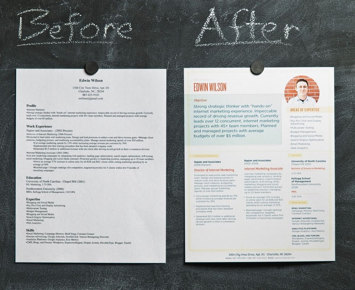 Resumes That Stand Out Can Beautiful Design Make Your Resume Stand Out Tips