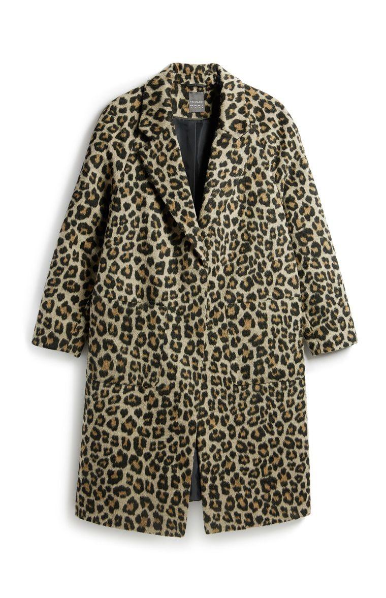 Leopard Print Dressing Gown Primark