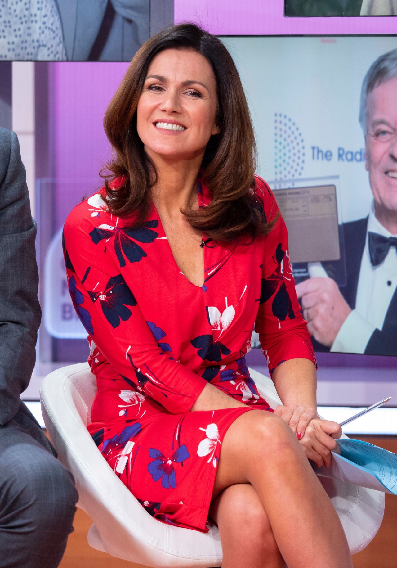 819378578d4d5 Susanna Reid | Susanna Reid in 2019 | Susanna reid, Fashion, Good ...