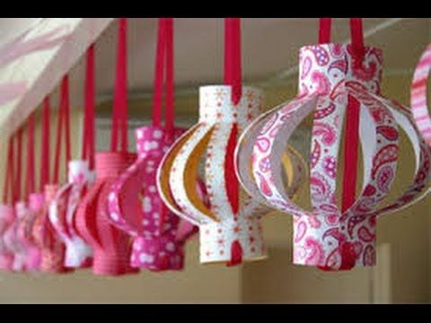 Manualidades fáciles para decorar tu hogar decoracion Pinterest