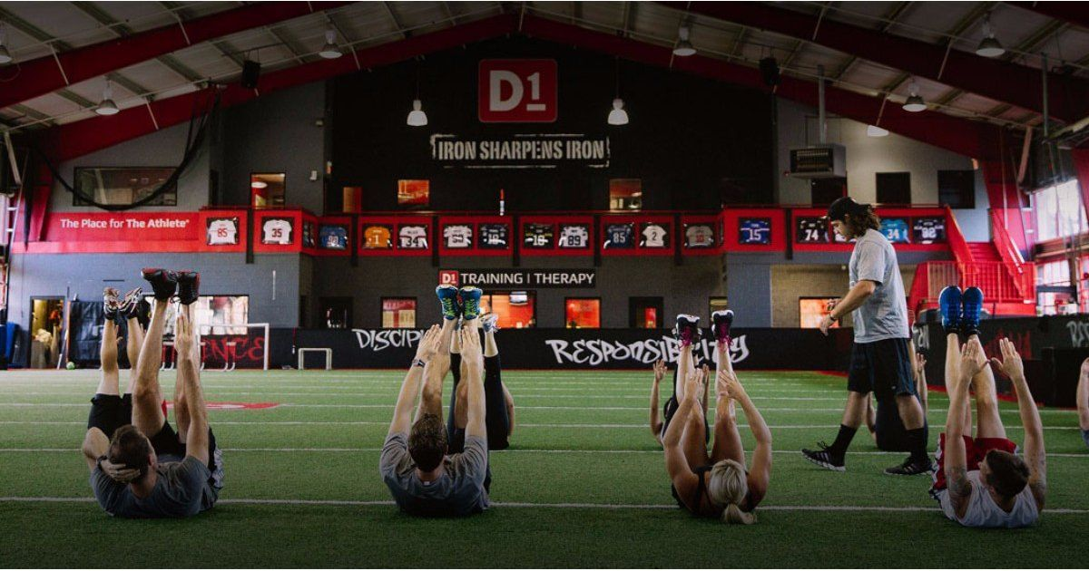 What Is D1 Sports Training? It Might Be Your New Favorite