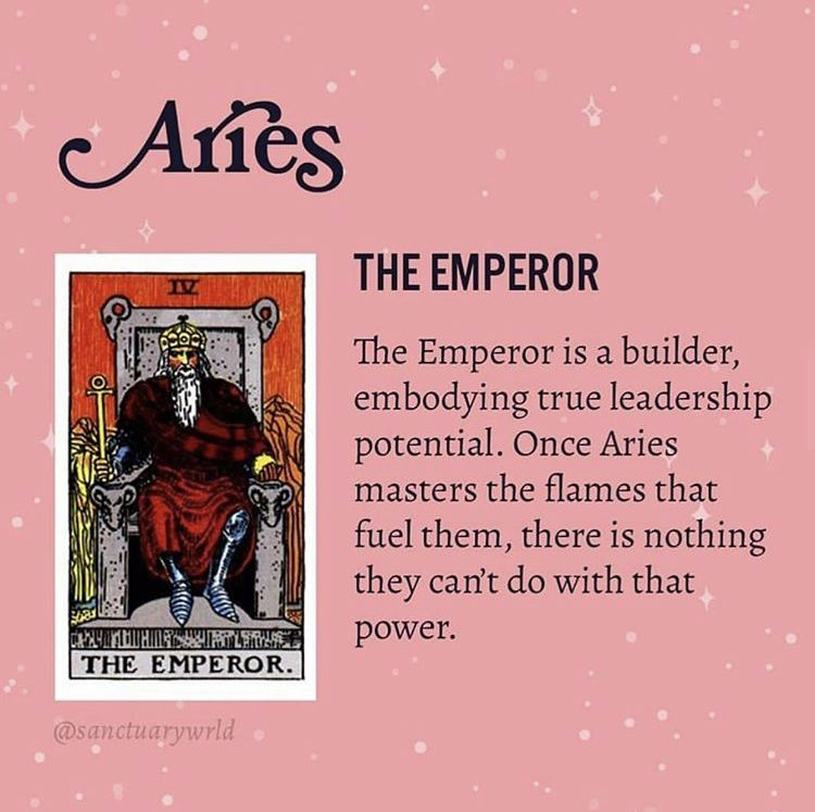 Aries the emperor i 2020