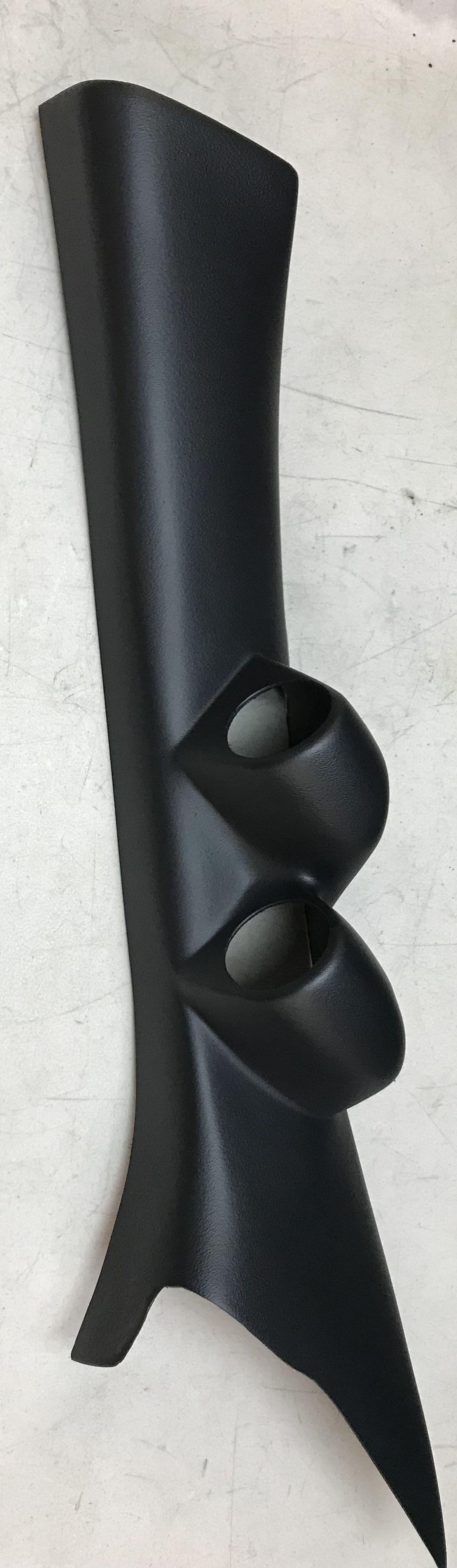 Wk2 Dual Pillar Pod 2012 2019 Pods Pillars Jeep Grand Cherokee Srt
