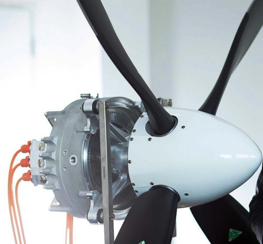 Siemens Exceptional Electric Aircraft Motor Electric
