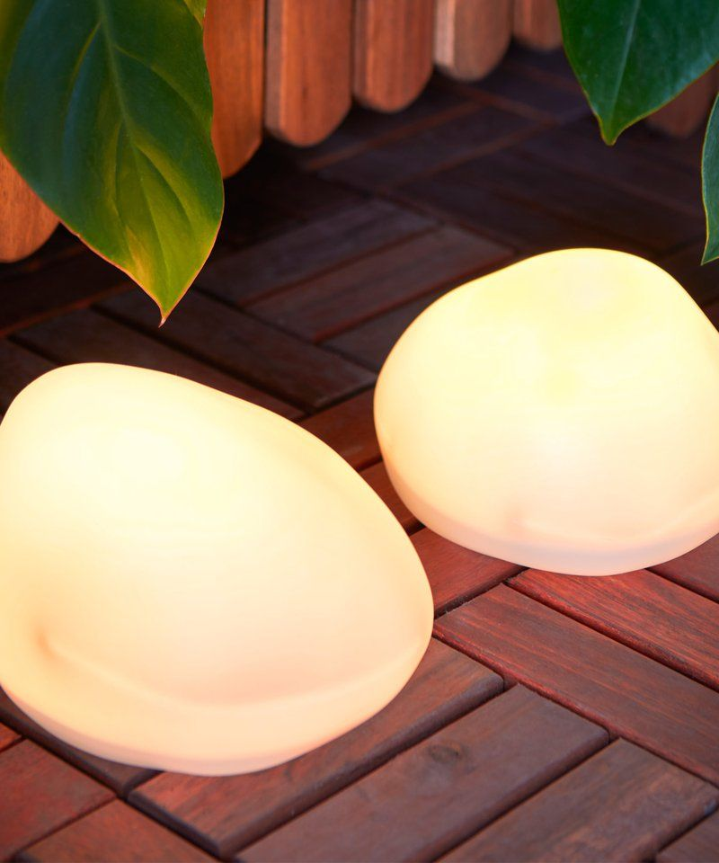 Ikea Solvinden De Snoerloze Tuinlampjes Die Zichzelf Opladen Balkon Verlichting Lampen Tuin Solar Tuinverlichting