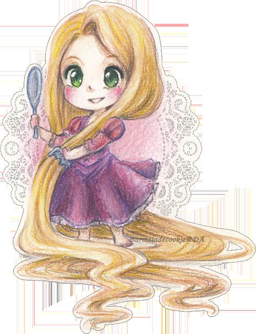 Rapunzel By Marmaladecookie On Deviantart Prenses Ve Prens