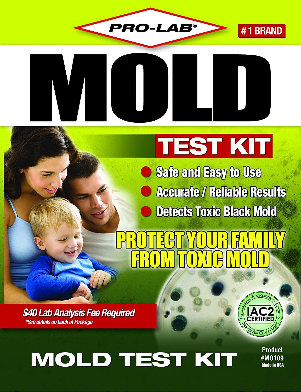 Pro Lab Mo109 Mold Do It Yourself Test Kit New And Awesome Product Awaits You Read Now Diy Today