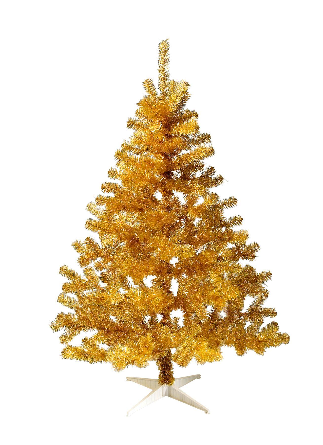 Goldener Weihnachtsbaum Goldener Weihnachtsbaum | für Ihre Dekoration | Weihnachtsbaum