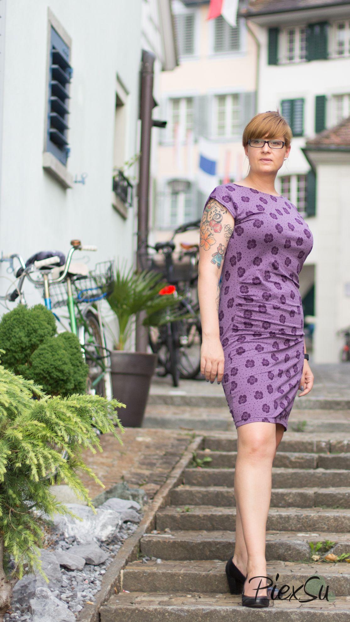 Mesa Stad – Ein Kleid im Schrank wird zum Schnittmuster | Kleid ...