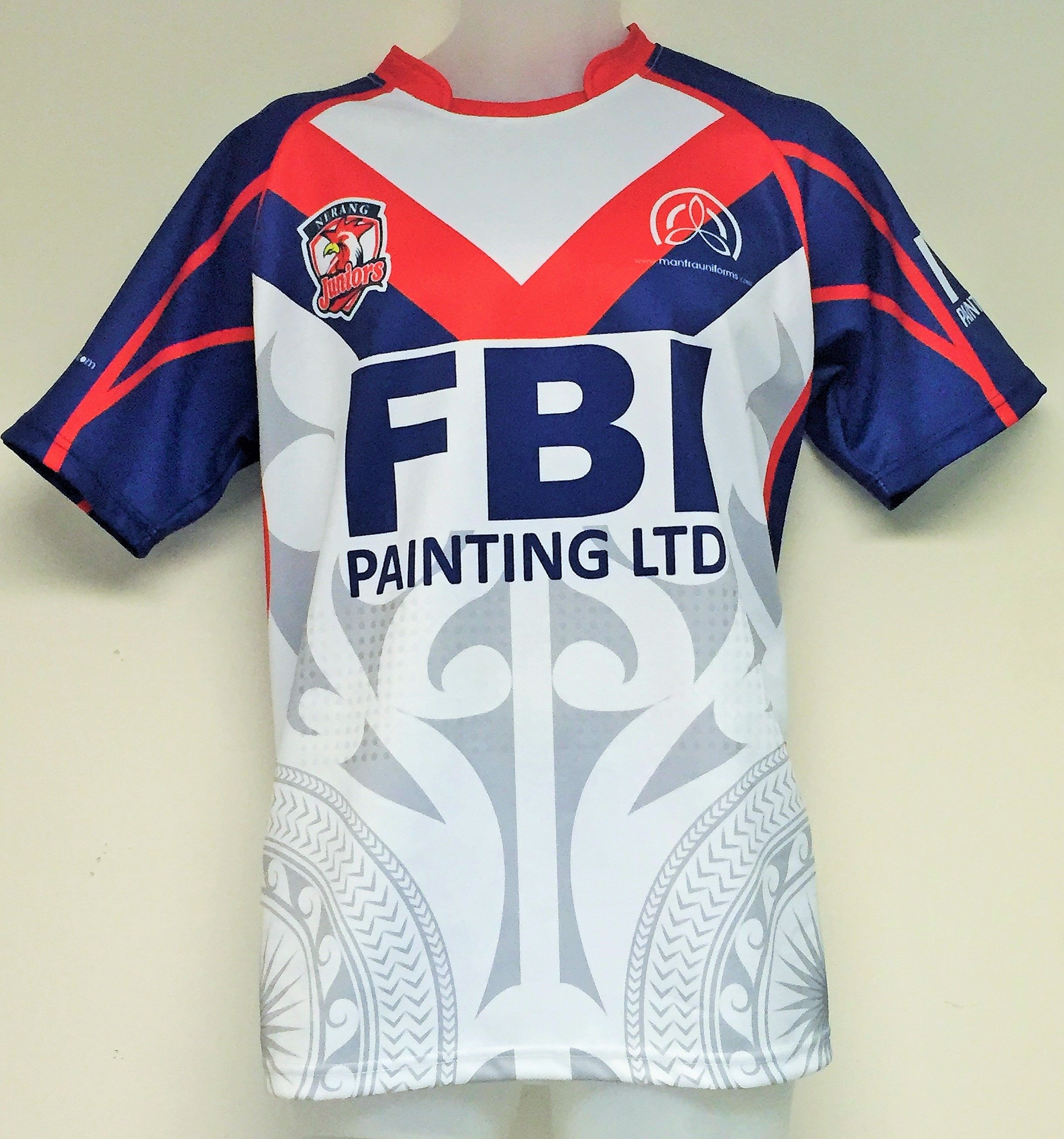 Design t shirt netball - Here Is A Simple Yet Effective Rugby Jersey Design Created For Nerang Roosters Visit Http