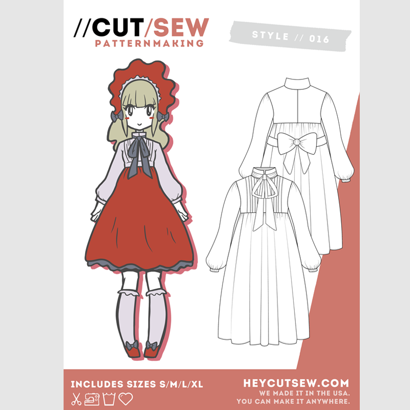 016 // victorian op | Sewing patterns, Patterns and Sewing ideas