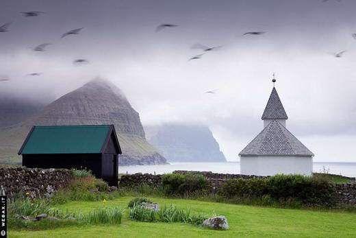 10 NEGERI DONGENG YANG ADA DI DUNIA NYATA   Faroe islands ...