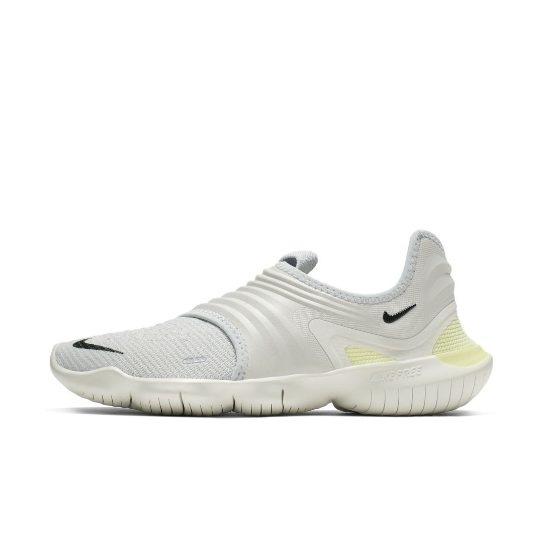 wholesale dealer 0c63b b5ccc Nike Free RN Flyknit 3.0 Women s Running Shoe Size 10.5 (Pure Platinum)