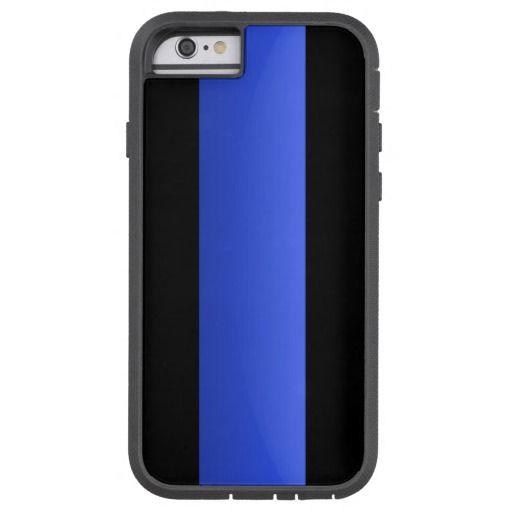 Thin Blue Line iPhone 6 Tough Case Tough Xtreme iPhone 6 Case