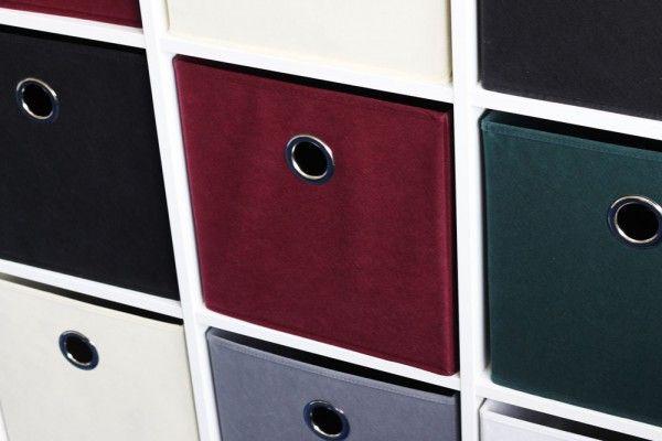 Mit dem Postfach Regalteiler für dein Ikea Kallax Regal wird
