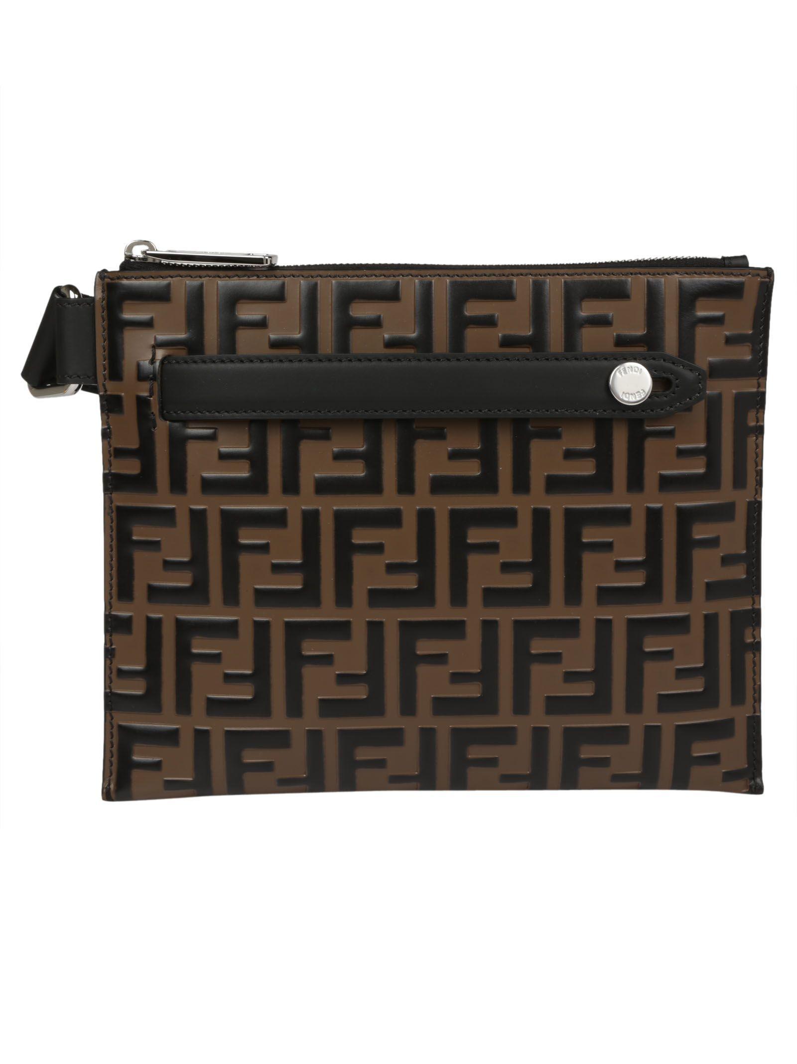 37ca7c1e2922 FENDI SHOULDER BAG.  fendi  bags  shoulder bags  leather   Homme in ...
