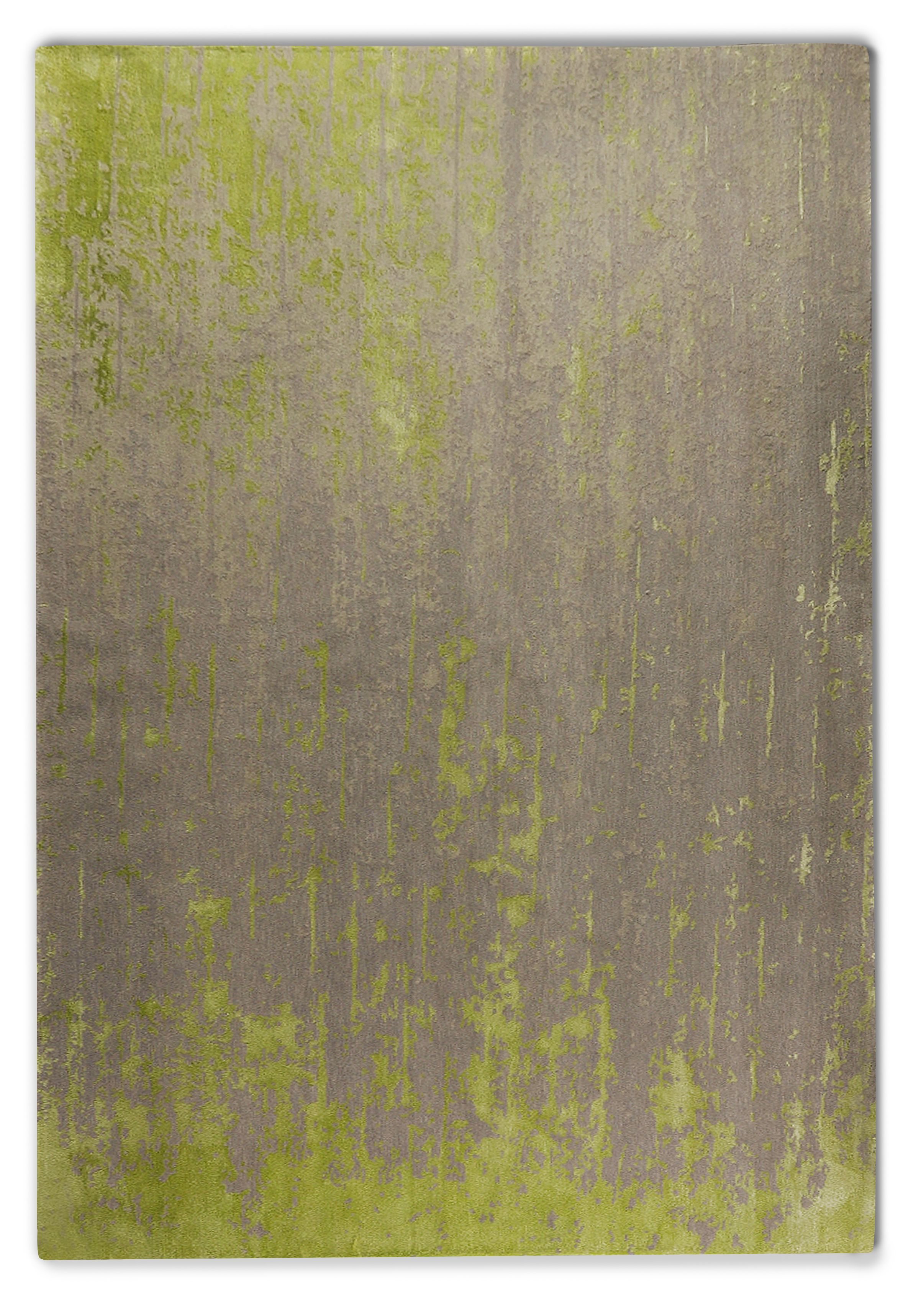 Texture Acid Green Madison Lily Rugs