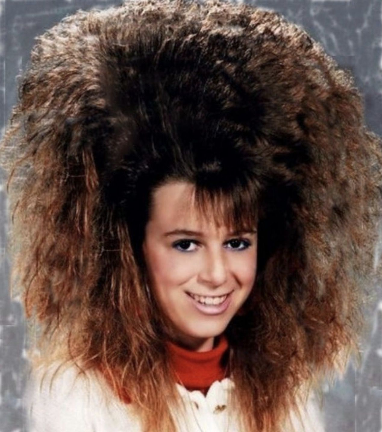15 Gigantic Hairdos From The 1980's in 2020   Big hair ...