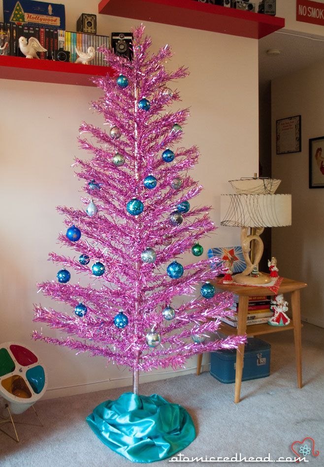 aluminum christmas tree - Google Search | Retro ChrIstmas ...