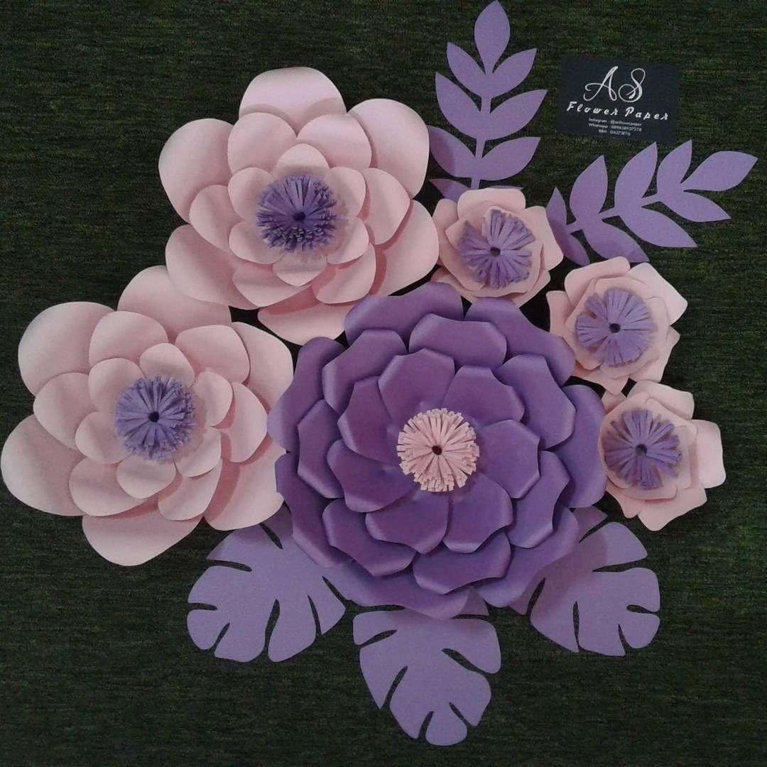 Dekorasi Paper Flower Pdf