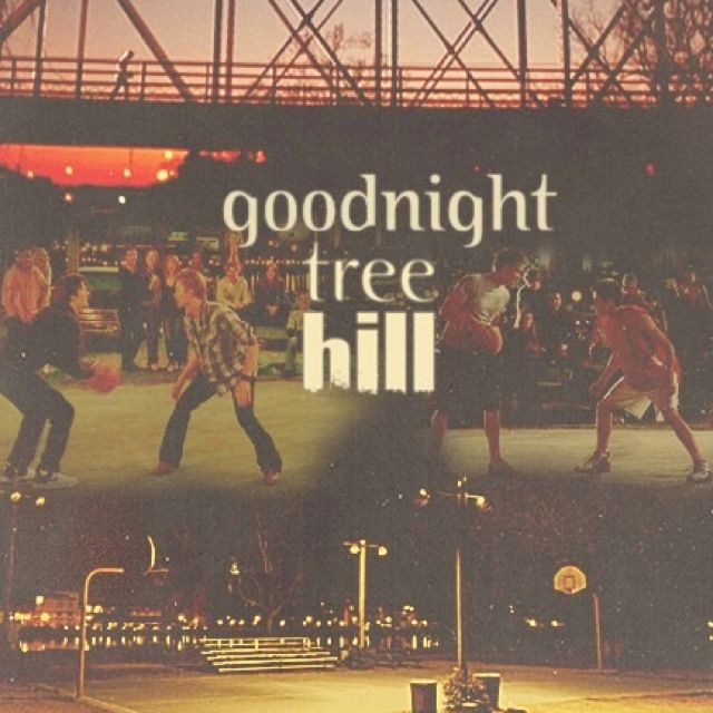 Such an amazing show, Goodnight One Tree Hill 2003-2012 I'm going to freaking miss this show.